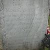 Inscription on Moses Ashley's gravestone
