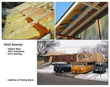 2002 Remodeling details