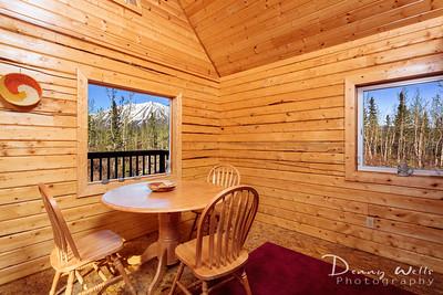 Cabin 1 - Interior