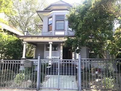 Angeleno Heights Craftsman (Echo Park)