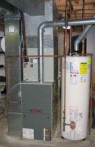 Furnace & Hot Water Heater
