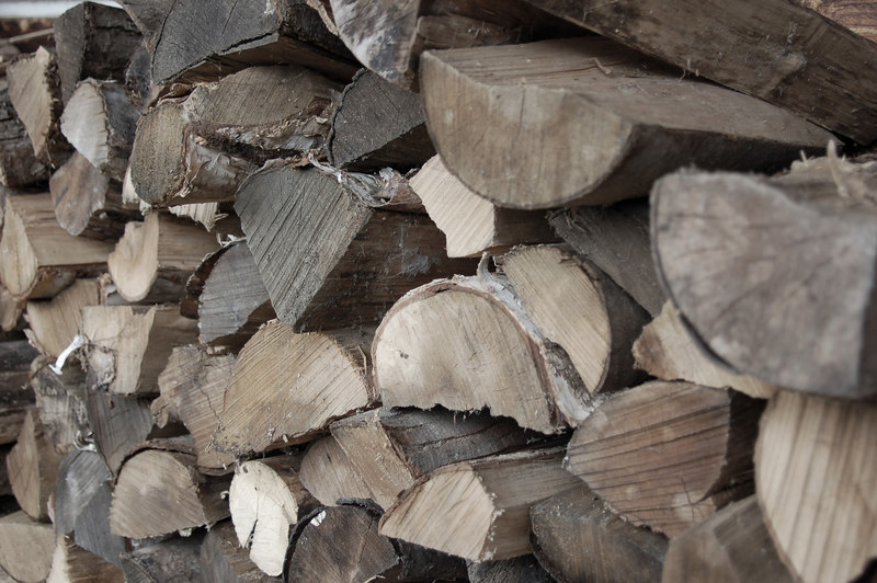 Wood Pile, Claremont, NH