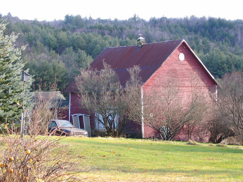 Neighbor's Barn, Claremont, NH