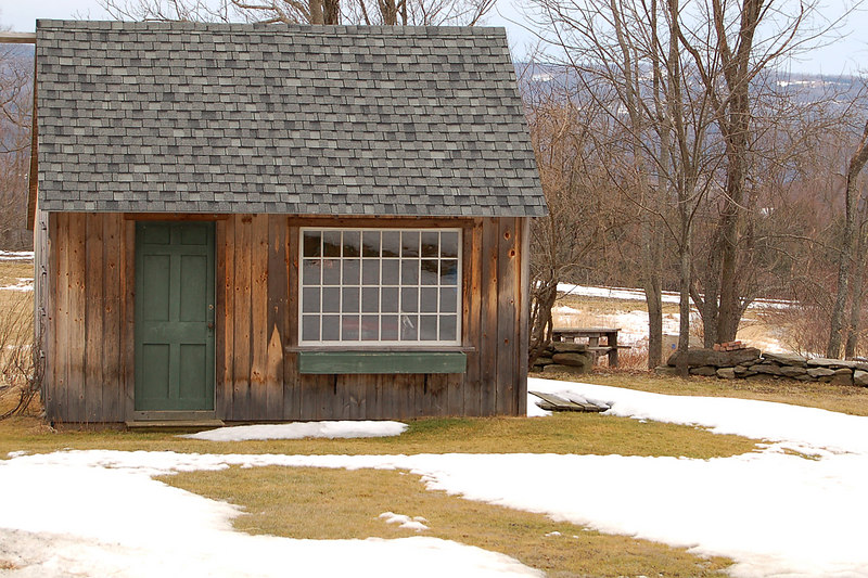 Garden Shed, Claremont, NH