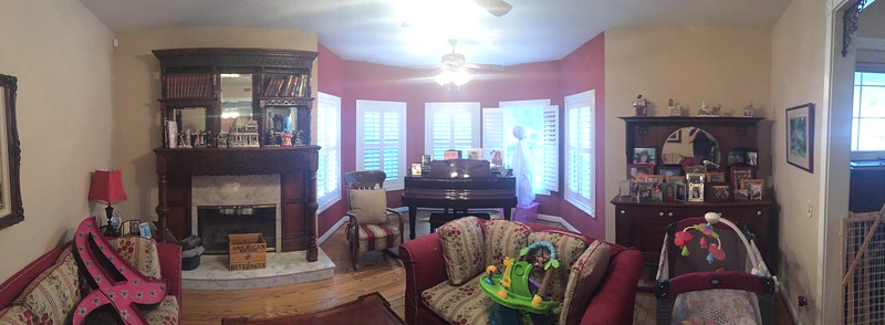 Family Room View # 1