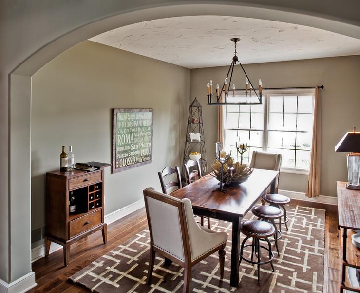 Memmer Homes Dining Room