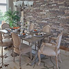 Schumacher Homes formal dining room