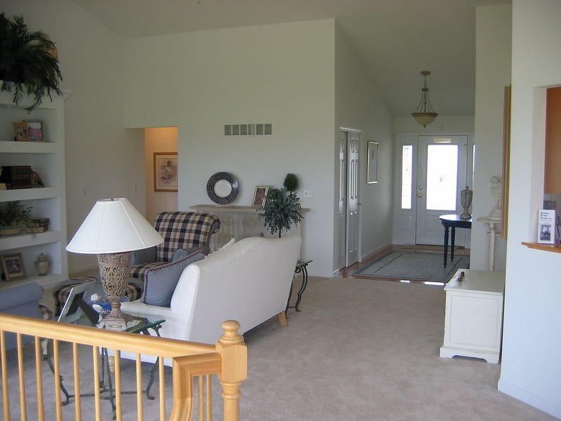 Great Room looking at Foyer