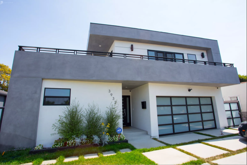 Home Front Exterior