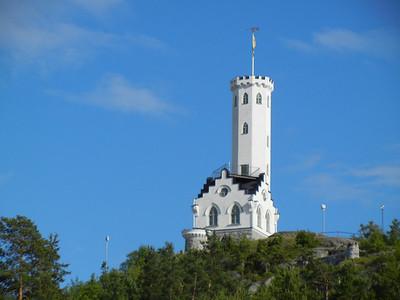 Söderhamn & Morviken on the longest day of the Year 2011