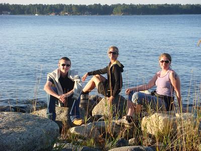 Soderhamn & Morviken in Halsingland, Sweden (Family Summer House)