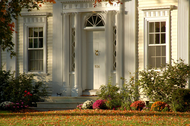 The President's House, Williams College, Williamstown, MA