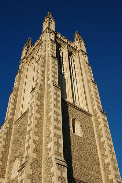 Thompson Chapel, Williams College, Williamstown, MA