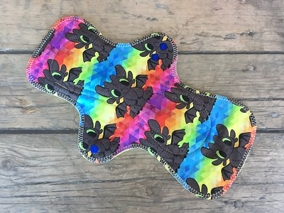 ONE UltiMini Pad with ZORB - novelty knit print