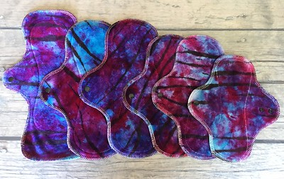 Starter Pad Package - dyed by Triplett Tie Dyes