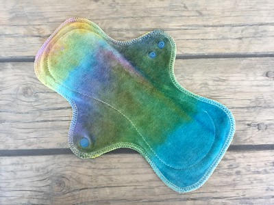 "ONE 10inch UltiMini Pad - ""subtle rainbow"""