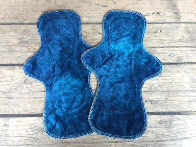 """TWO UltiMini Pads - """"blue"""""""