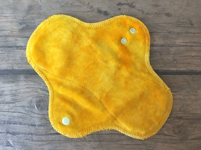 "ONE Light Wrap Wing Pad - ""yellow"""
