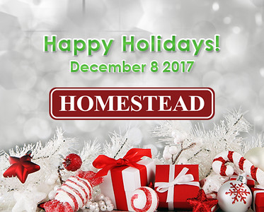 Homestead Holiday Party 2017