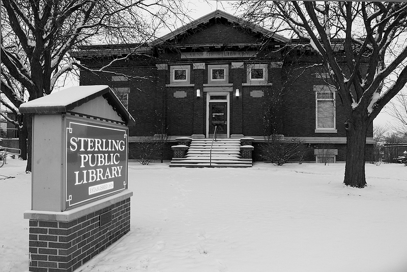 Sterling's Public Library, A Carnegie Library