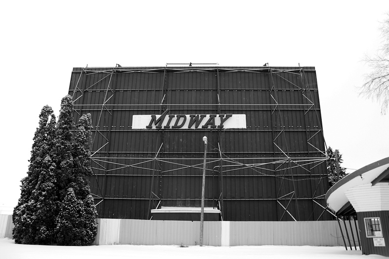 The Midway Drive-In Theater