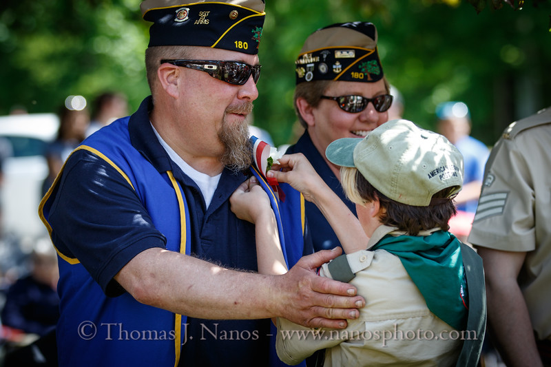 American Legion Lebanon Post 190 Memorial Day Ceremony 2019