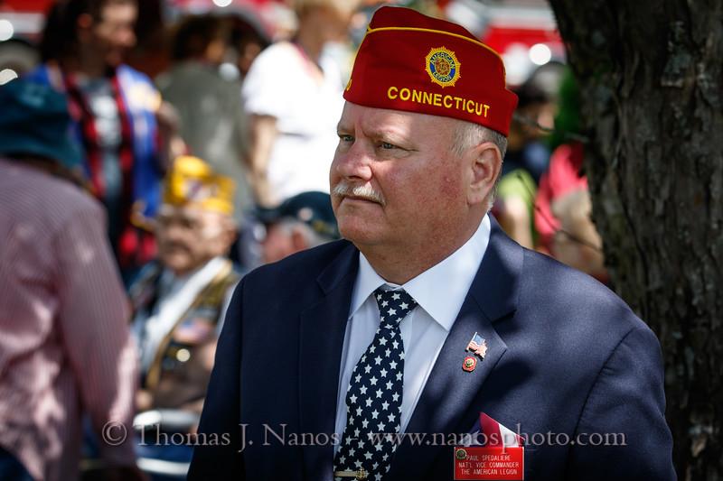 American Legion Lebanon Post 190 Memorial Day Ceremony 2019