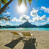 Bora Bora I:  Loungin'