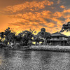 "Beautiful sunrise at Tarpon Lodge. This beautiful house is located at the end of the Homosassa River. It has fantastic views of the Gulf of Mexico. Please visit the rental website where you can book this house for your next vacation.  <a href=""http://homosassariverrentals.com/"">http://homosassariverrentals.com/</a>  or <a href=""http://www.tarponkeylodge.com/index.shtml"">http://www.tarponkeylodge.com/index.shtml</a>"