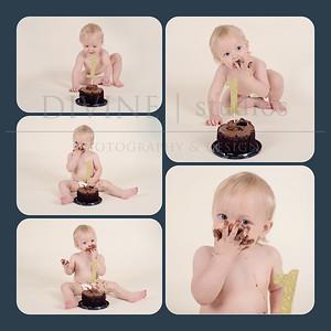 Hon cake smash