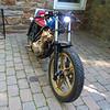 Honda Ascot FT500 Custom -  (2)