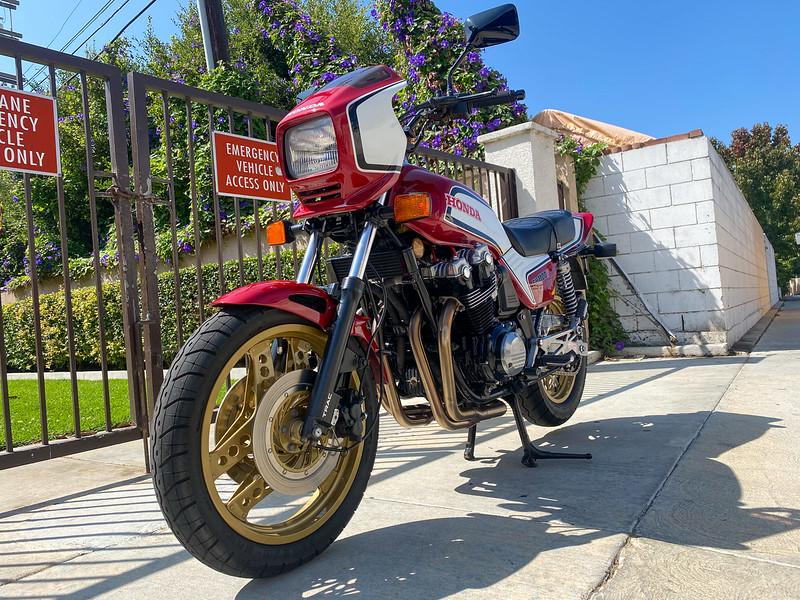 Honda CB1100F -  (2)
