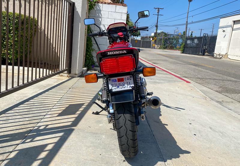 Honda CB1100F -  (26)