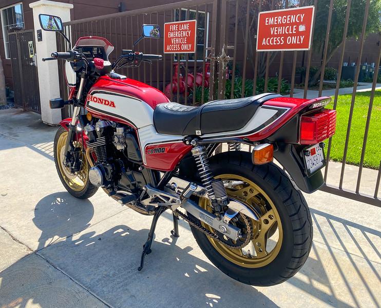 Honda CB1100F -  (24)