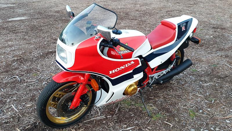 Honda CB1100RC -  (9)
