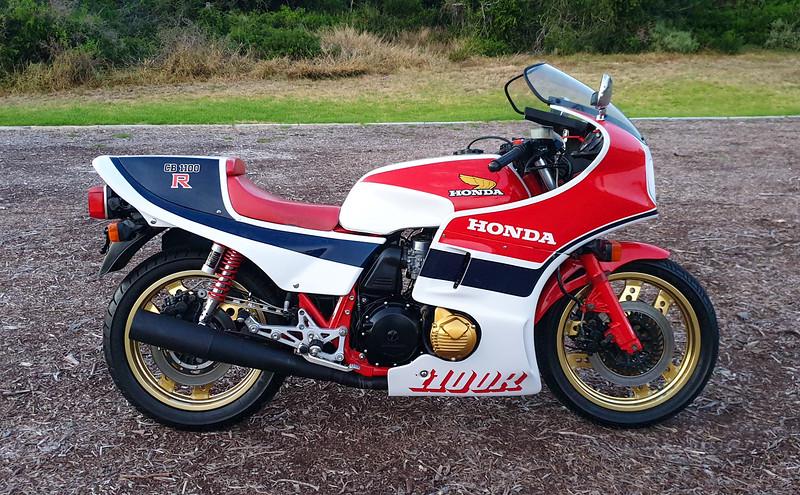 Honda CB1100RC -  (1)