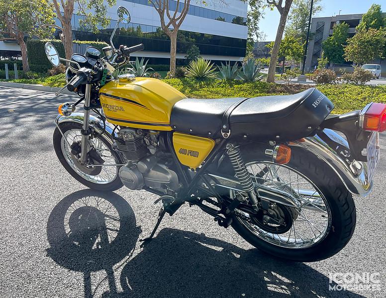 Honda CB400F -  (20)