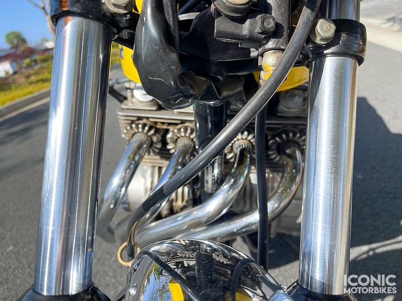 Honda CB400F -  (15)