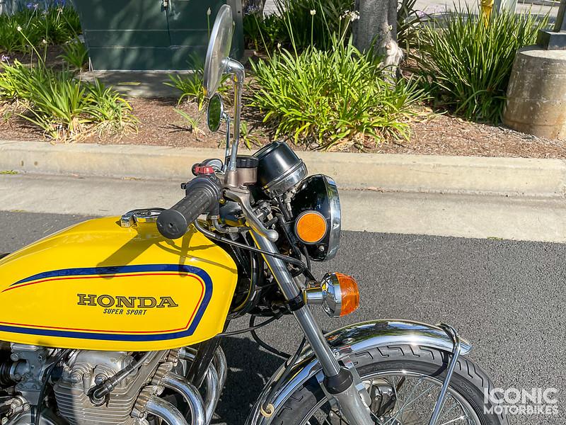 Honda CB400F -  (14)