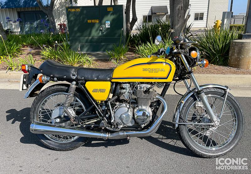 Honda CB400F -  (1)