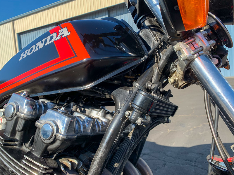 Honda CB900F -  (15)