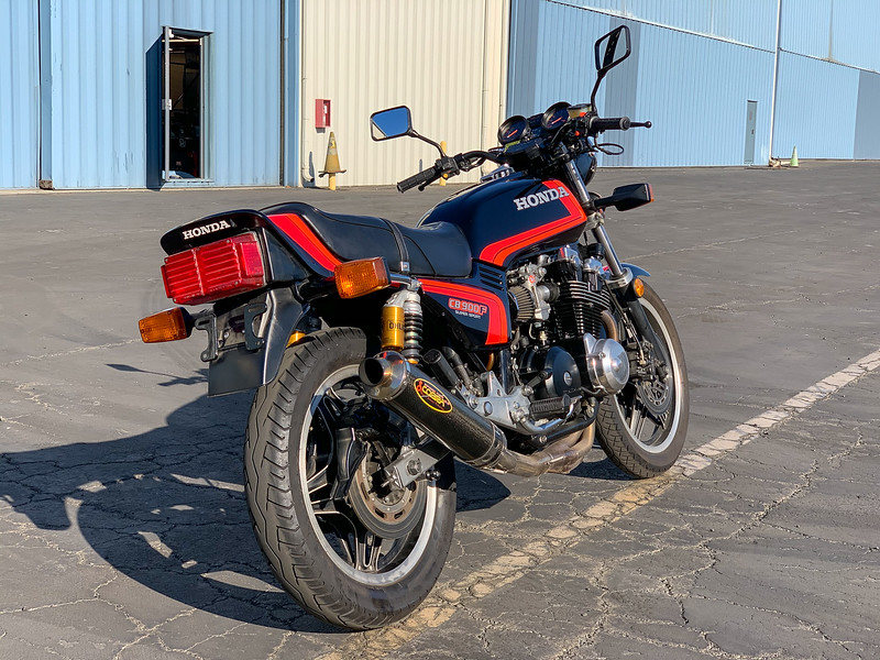 Honda CB900F -  (1)