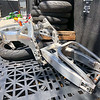 Honda CBR900RR Frame and Swingarm -  (9)