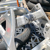 Honda CBR900RR Frame and Swingarm -  (13)