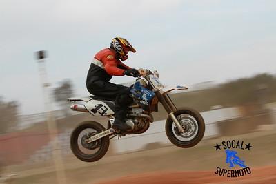 Honda Day at Socal Supermoto 1/30/16