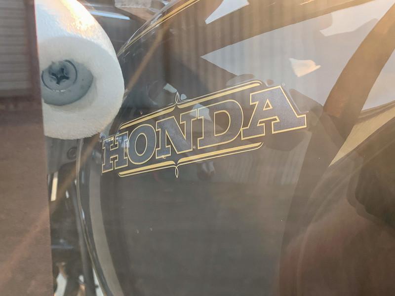 Honda GB500 In Crate -  (25)
