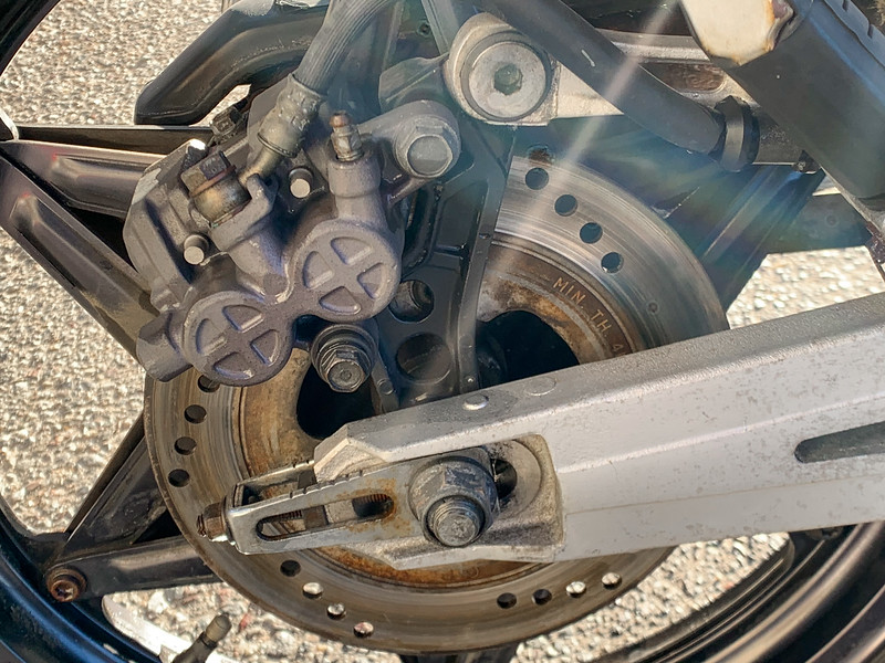 Honda NS250R Rothmans Project -  (18)