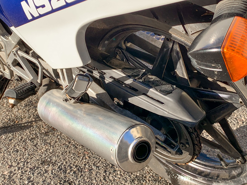 Honda NS250R Rothmans Project -  (16)