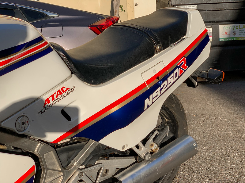 Honda NS250R Rothmans Project -  (27)