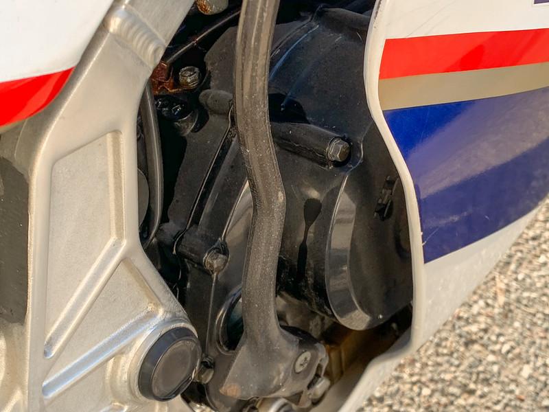 Honda NS250R Rothmans Project -  (22)